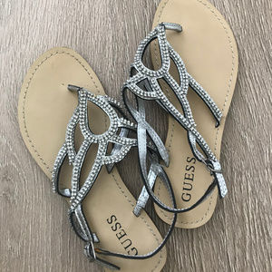 Guess Flat Sandals
